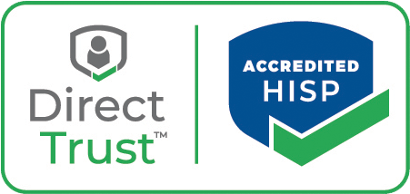 DirectTrust HISP accreditation badge