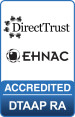 EHNAC RA certification logo